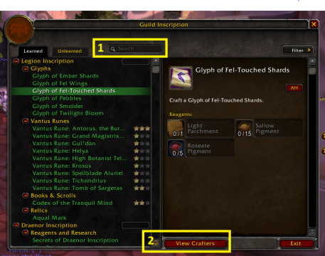 Guild Crafters