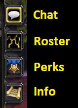 Guild Panel Navigation