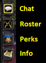 Guild Panel Navigation